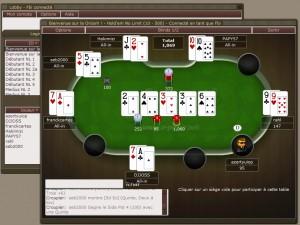 poker en ligne gratuit francais