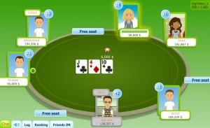 Jouer Goodgame poker
